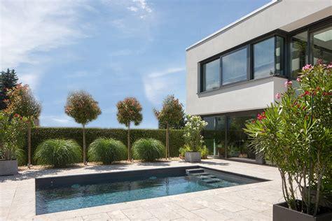 Moderne Gartengestaltung Mit Pool by Moderner Garten Mit Pool Gebaut Rudolph Garten Und