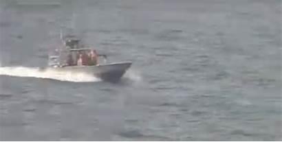 Patrol Iranian Navy Uss Boat Nitze Boats