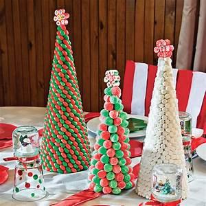 Decoration De Table A Fabriquer Pour Noel Visuel 8