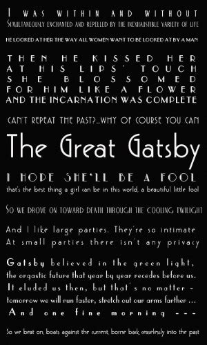 great gatsby color quotes quotesgram