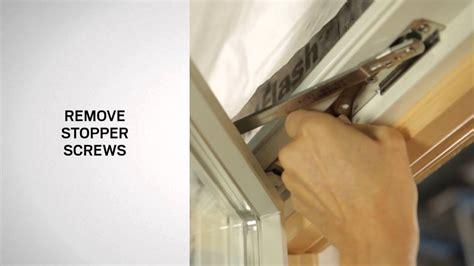 hinge replacement  andersen  series   series casement windows youtube