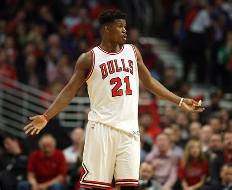 Jimmy Butler's 'tired' All Right
