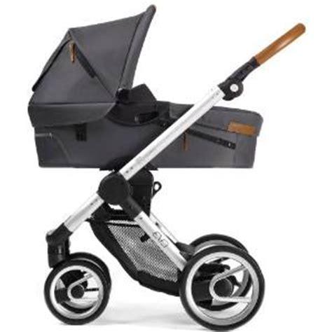 Kinderwagen mit Ledergriff Vergleich ++ Mutsy Evo