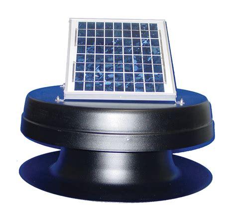 Solar Powered Garage Fan by Solar Attic Fan 10 Watt Cool My Garage Cool Attic Fan