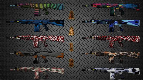 killing floor 2 weapon skins fixed colorful camouflage aa 12 weapon skin pack killing floor 2 gt skins gt weapons gamebanana