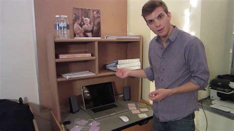 Perfect Shelf For Your Dorm Desk!