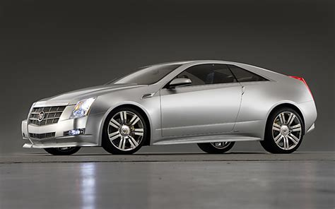 Cadillac Cts Coupe Concept by Cadillac Cts Coupe Concept Look Motor Trend