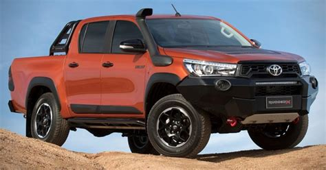 Toyota Hilux 2019 by 2019 Toyota Hilux News Design Equipment New Truck Models