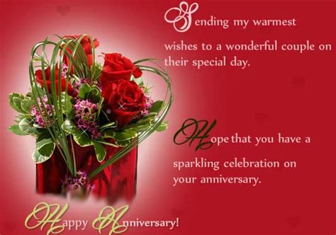 sparkling anniversary    couple ecards greeting cards