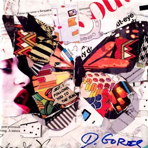 Collage Kunst Ideen by Prints Collage By Derek Gores Collage