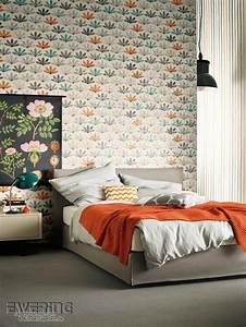 Schöner Wohnen Tapeten Wohnzimmer : tapetenprofi tapetenprofi ~ Markanthonyermac.com Haus und Dekorationen