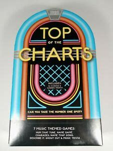Pick one of the available music genres and challenge other players in real time. Top Of The Charts Kazoo Music Trivia Game -7 Different Games - open box 5052714072458 | eBay