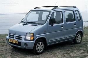 Suzuki Wagon R : suzuki wagon r 1997 1998 1999 2000 autoevolution ~ Gottalentnigeria.com Avis de Voitures