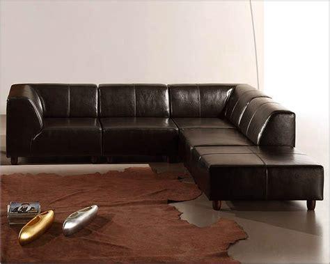 espresso leather sectional sofa espresso full leather sectional sofa set 44ldmo