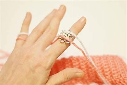 Yarn Guide Rings Examples