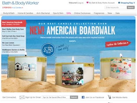 And Bath Collection Website by Bath Works American Boardwalk Collection Home