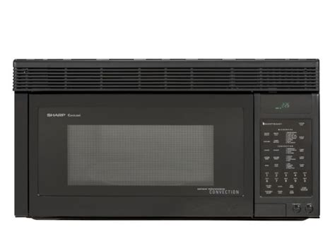 sharp r 1875t microwave oven consumer reports