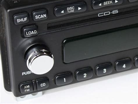2004 Ford Mustang Radio Wiring by 2001 2004 Ford Mustang Chrome Billet Radio Volume Knob