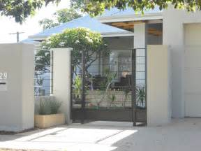 Gate Designs Modern Gate Design The Dramatic Fence Designs For Your Front Yard