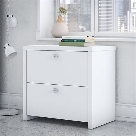 white  drawer lateral file cabinet echo rc willey