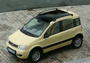 Fiat Panda 2000 : images of fiat panda 4x4 climbing 169 2004 ~ Medecine-chirurgie-esthetiques.com Avis de Voitures
