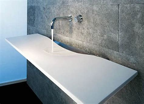 cutting edge floating sink designs