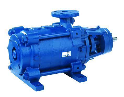 submersible water multitec ro de ksb des pompes haute pression pour un