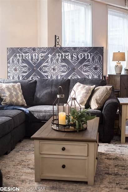 Farmhouse Decor Modern Chic Furniture Decorative Source