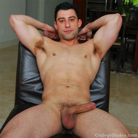 Nick Torretto Busts A Nut By College Dudes At