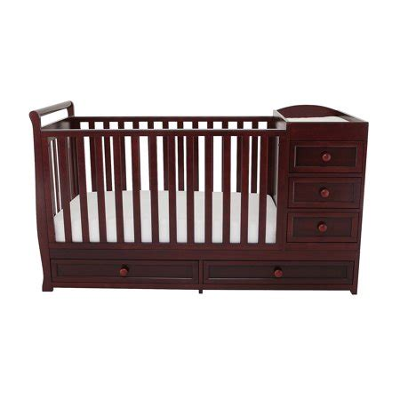 Crib Combos by Afg Baby Furniture 3 In 1 Crib Changer Combo