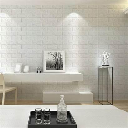 Wall 3d Foam Brick Panel Sticker Self