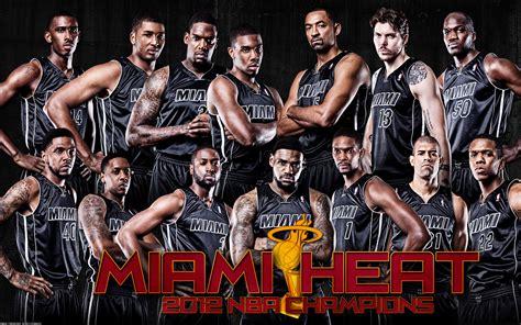 Miami Heat Team 2013 | Wallpup.com