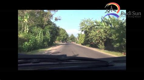 From Airport To Budi Sun By Car