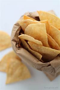 Healthy Chips - Baked Chips Recipe