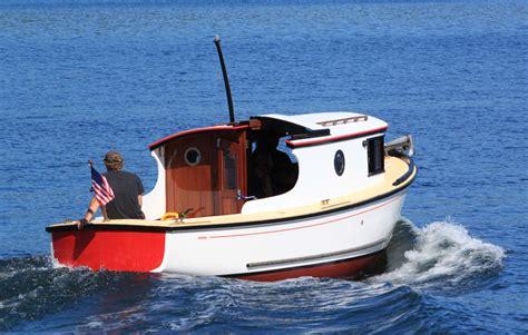 Wooden Pleasure Boats