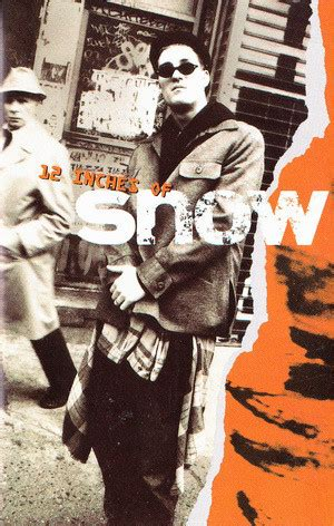 snow   inches  snow cassette album  discogs