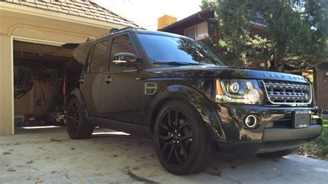 land rover lr4 blacked land rover discovery lr4 scv6 22 quot owner review drive2