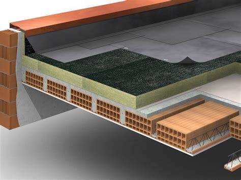 isolamento terrazza calpestabile pannello termoisolante pannello fonoisolante in di
