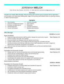 free resume template accounting clerk job responsibilities of a teacher best office manager resume exle livecareer
