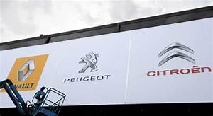 Logo Renault 2017 : automobile 2017 d marre sur les chapeaux de roues pour le march europ en le revenu ~ Medecine-chirurgie-esthetiques.com Avis de Voitures