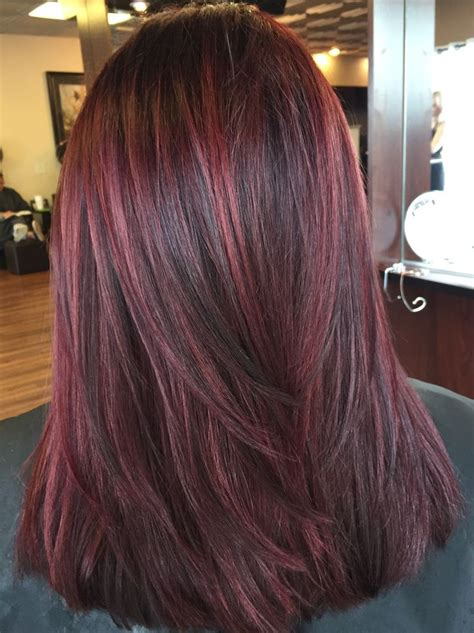 Hair With Lowlights by Best 25 Highlights Ideas On Hair Color
