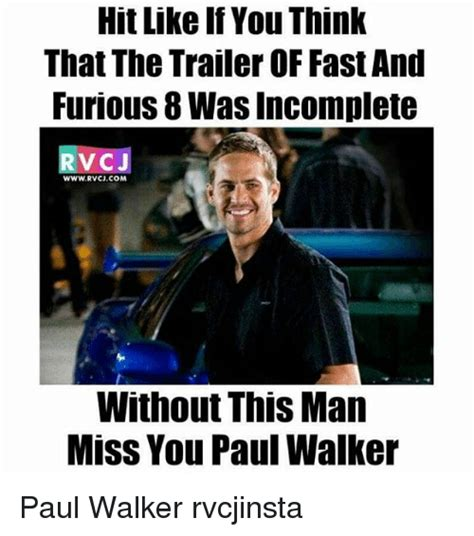 Paul Walker Memes - funny fast and furious memes of 2017 on sizzle