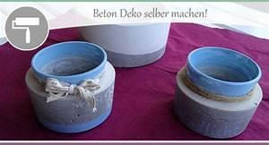 Deko Aus Beton Selber Machen : beton deko selber machen teil 1 teelichter test rayher kreativ beton wohncore ~ Markanthonyermac.com Haus und Dekorationen