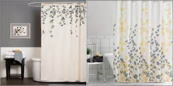 Blue Bathroom Sets Walmart nature shower curtain effort to bring nature awe homesfeed
