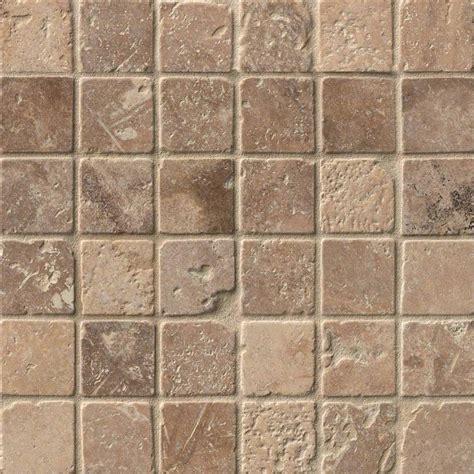 2x2 travertine tile tuscany walnut tumbled mesh travertine backsplash tile
