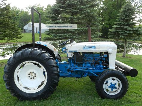 ford 4000 4x4 tractor roosamaster ford 4000