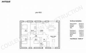 Plan De Maison  U00e0 100 000 Euros   Infos Et Ressources