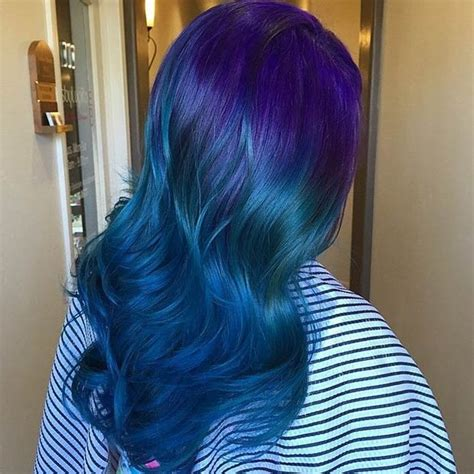 Coloring Hair Blue by 29 Blue Hair Color Ideas For Daring Page 2 Of 3