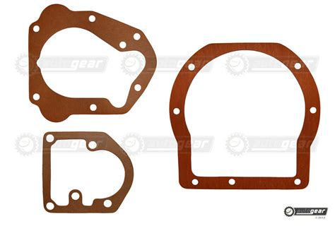 Triumph Tr6 Gearbox A Type Overdrive Gasket Set