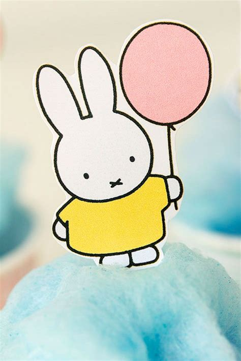 miffy bunny birthday party   printables festa